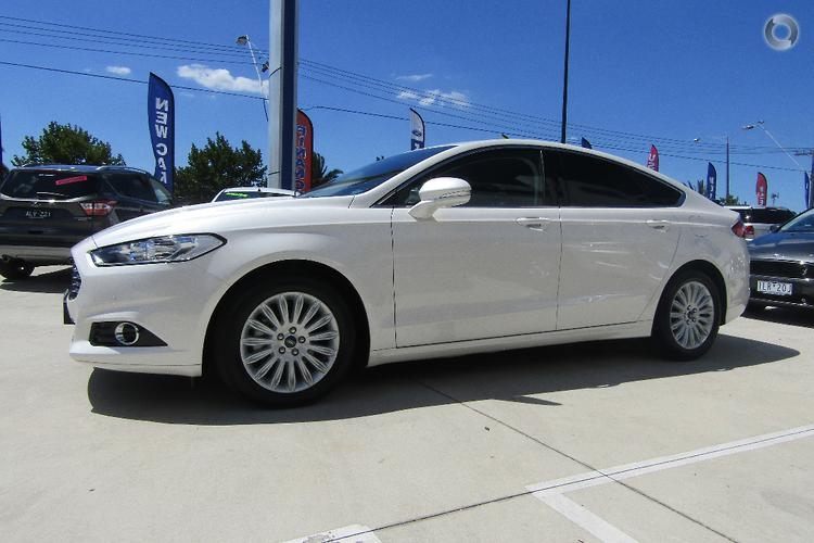 2017 Ford Mondeo Trend MD Auto MY17