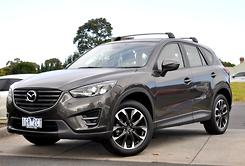 2016 Mazda CX-5 Grand Touring KE Series 2 Auto AWD Automatic