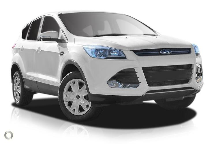 2015 Ford Kuga TF MkII Ambiente MY16 Sports Automatic AWD