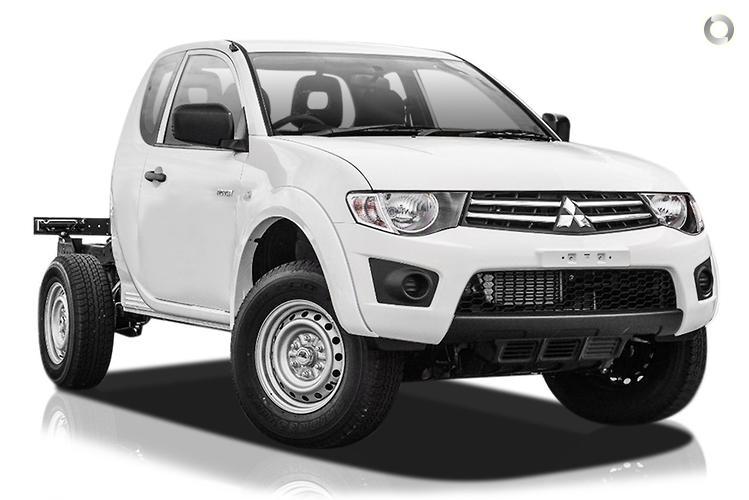 2014 Mitsubishi Triton MN GLX MY15