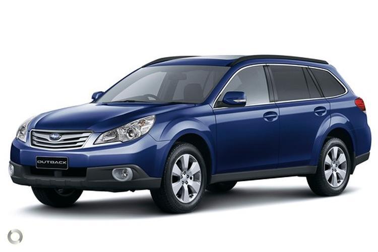 2012 Subaru Outback 4GEN 2.5i Premium MY12 All Wheel Drive