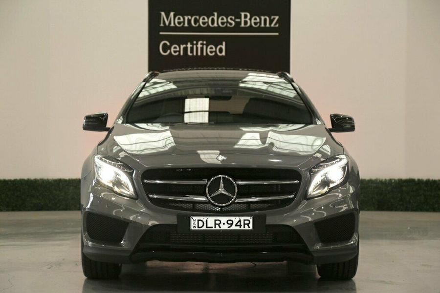 Mercedes benz for Pre owned mercedes benz suv