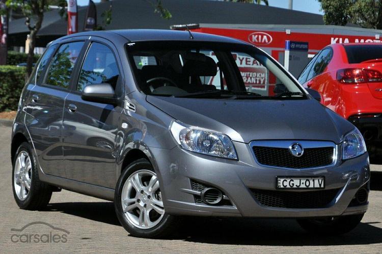 Holden Barina Road Test Motoring Com Au