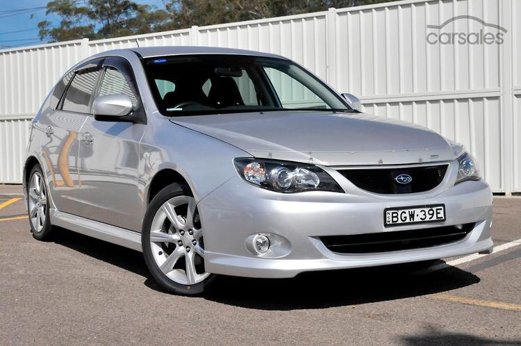Subaru Impreza Rs Hatchback Motoring Com Au