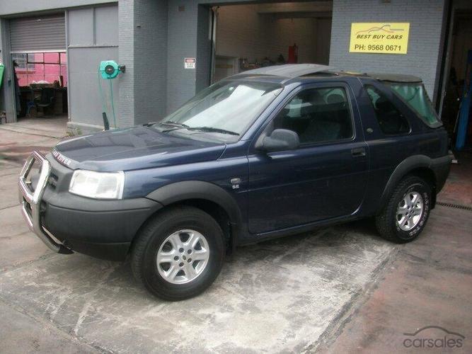 2002 Land Rover Baby Discovery Upcomingcarshq Com