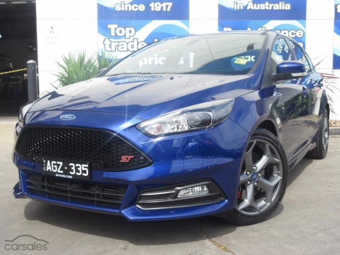 Ford Focus ST 2015 Review - motoring.com.au