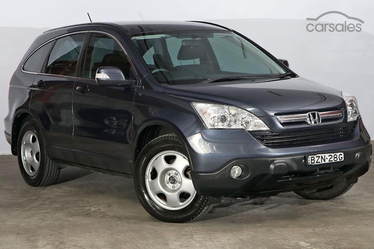 Five and seven seats for new Honda CR-V - motoring.com.au