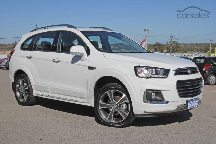 Holden Presents Captiva Active Motoring Com Au
