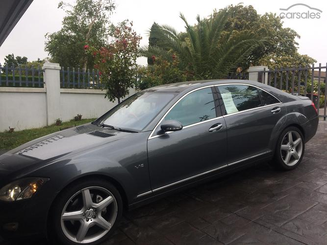 Full metal jacket benz s600s for g20 for 2008 mercedes benz s600