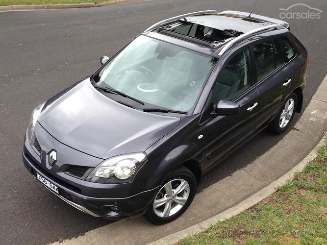 2010 Renault Koleos Concept Car Pictures