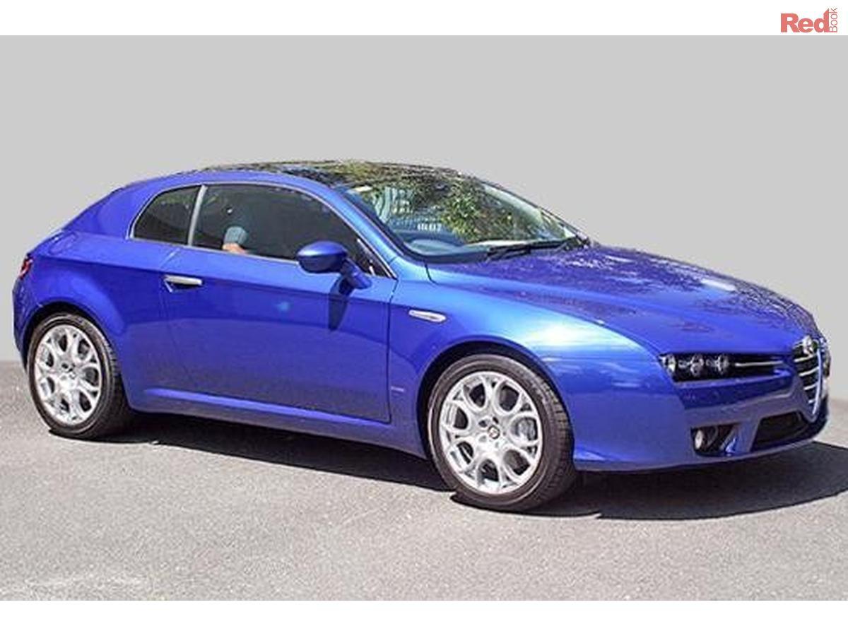 2011 alfa romeo brera v6 v6 coupe 2dr spts auto 6sp q4 my11. Black Bedroom Furniture Sets. Home Design Ideas
