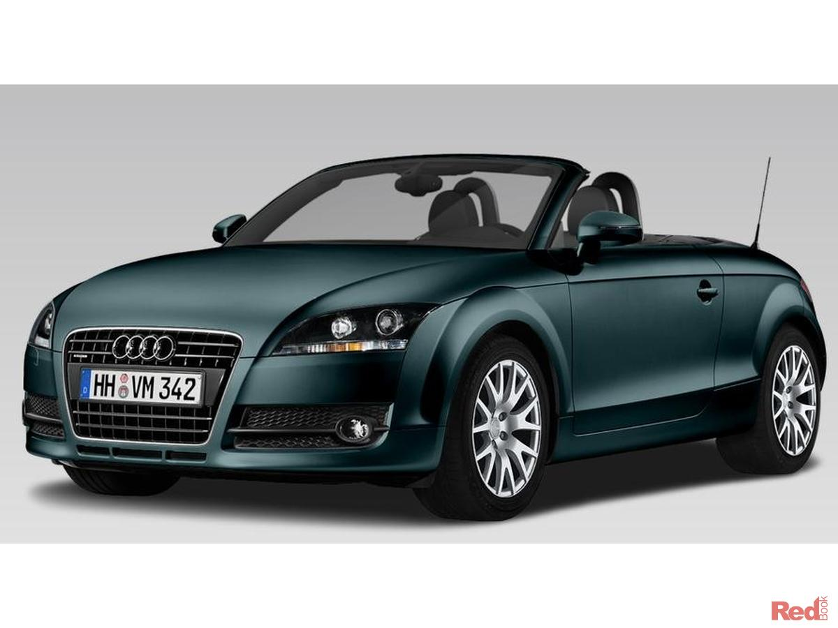 2011 audi tt 8j roadster 2dr s tronic 6sp quattro 2 0t my12. Black Bedroom Furniture Sets. Home Design Ideas