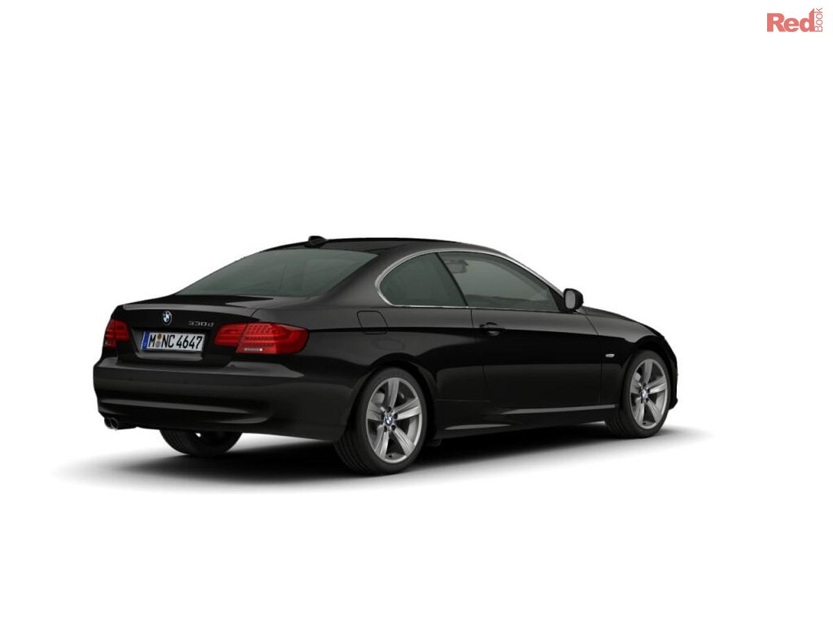 2012 bmw 330d e92 coupe 2dr steptronic 6sp 3 0dt my12 5. Black Bedroom Furniture Sets. Home Design Ideas
