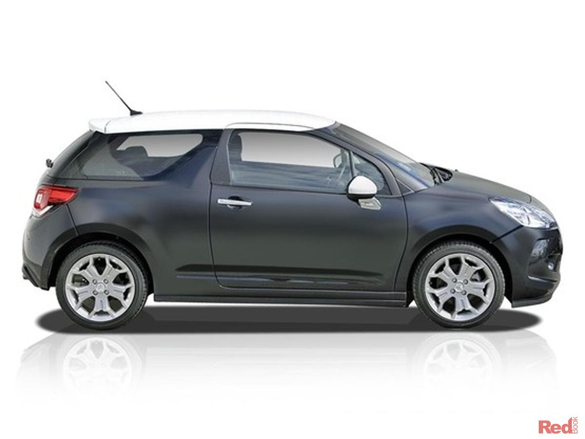 2012 citroen ds3 dstyle dstyle hatchback 3dr egs 5sp my12. Black Bedroom Furniture Sets. Home Design Ideas