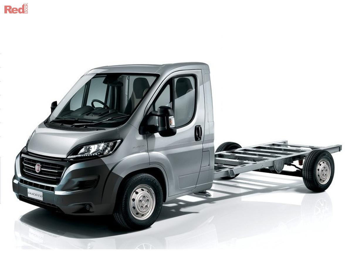 2016 fiat ducato series 4 cab chassis 2dr comfort matic. Black Bedroom Furniture Sets. Home Design Ideas