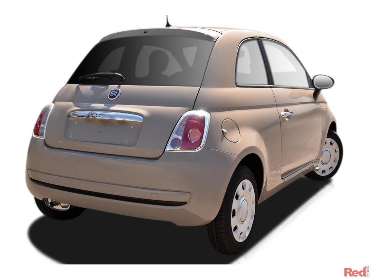 2014 fiat 500 pop series 3 pop hatchback 3dr dualogic 5sp jul. Black Bedroom Furniture Sets. Home Design Ideas