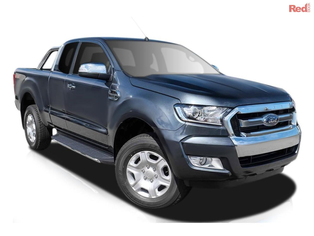 2016 ford ranger xlt px mkii xlt utility super cab 4dr spts auto 6sp 4x4 3 2dt. Black Bedroom Furniture Sets. Home Design Ideas