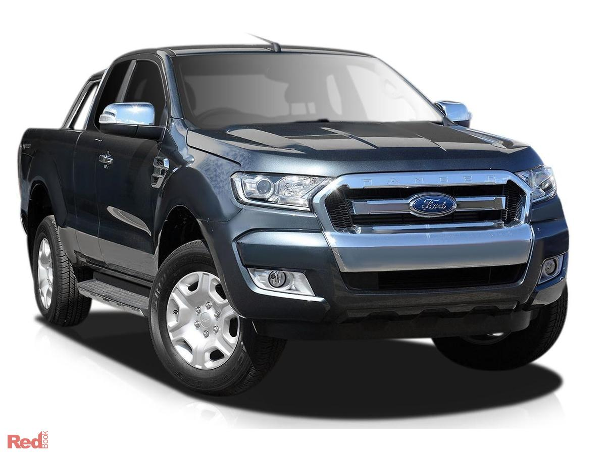 2016 ford ranger xlt px mkii xlt hi rider utility super. Black Bedroom Furniture Sets. Home Design Ideas