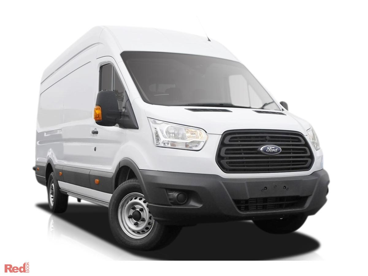Ford transit 350e australian specifications pricing