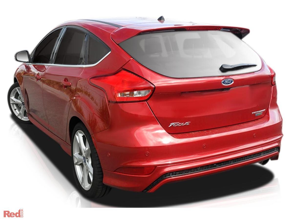 2015 ford focus titanium lz titanium hatchback 5dr auto 6sp 1 5t jul. Black Bedroom Furniture Sets. Home Design Ideas
