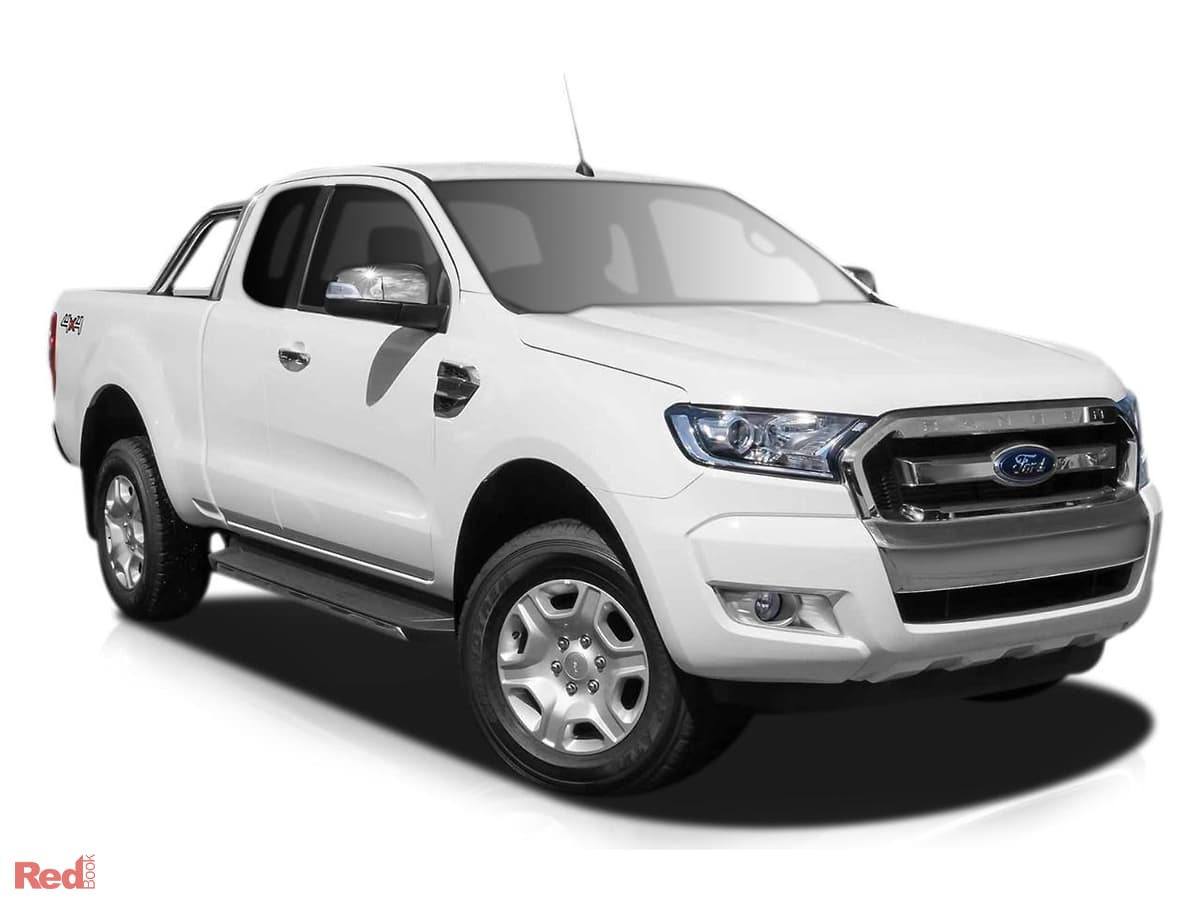 2017 ford ranger xlt px mkii xlt utility super cab 4dr man. Black Bedroom Furniture Sets. Home Design Ideas
