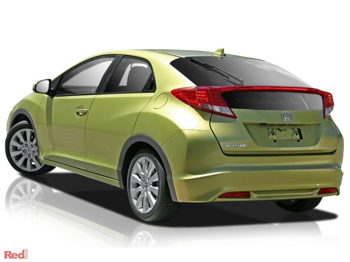 2013 honda civic vti l 9th gen vti l hatchback 5dr spts for Honda civic 9th gen