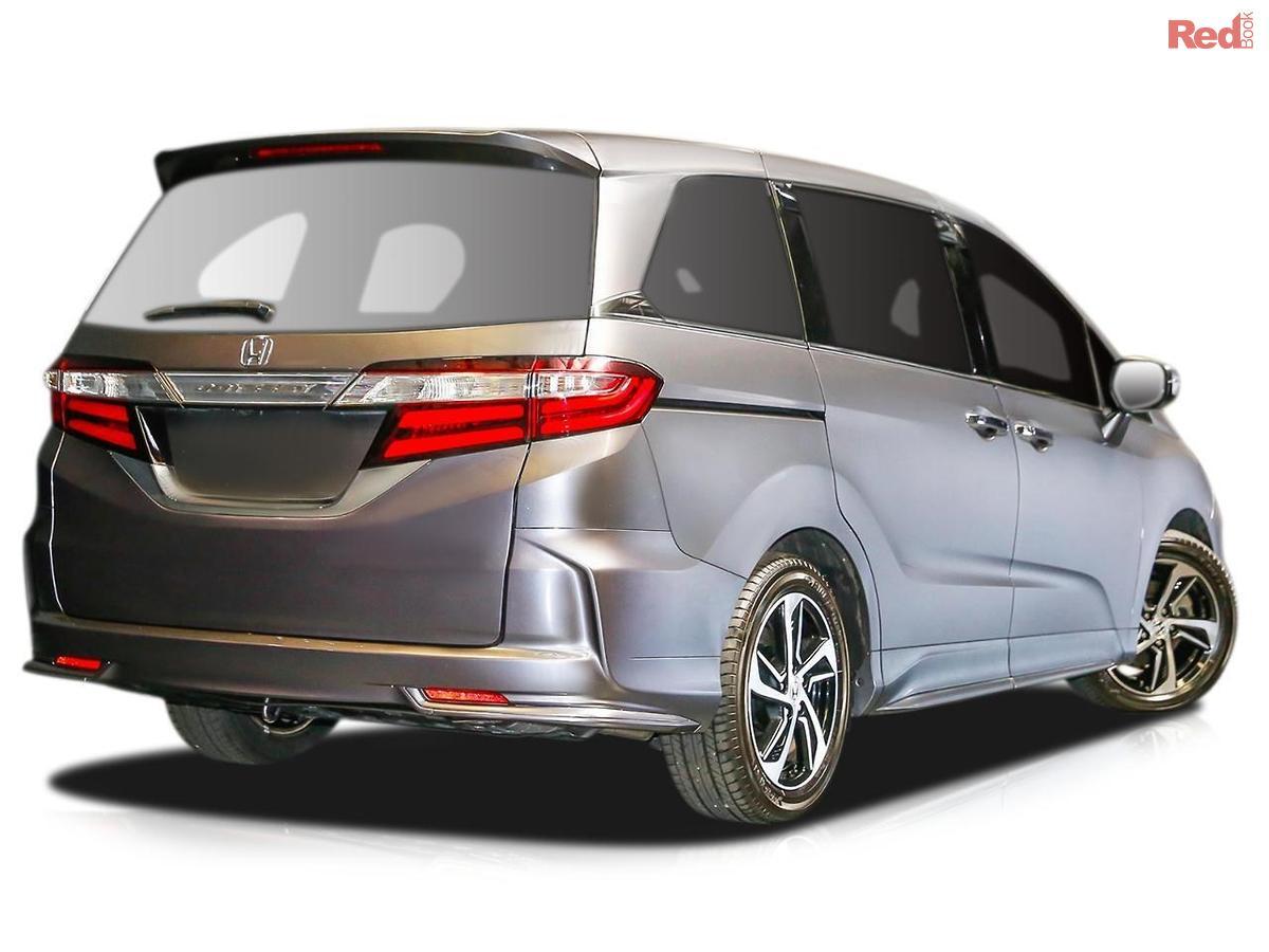 2015 honda odyssey vti l 5th gen vti l wagon 7st 5dr cvt for Honda odyssey height