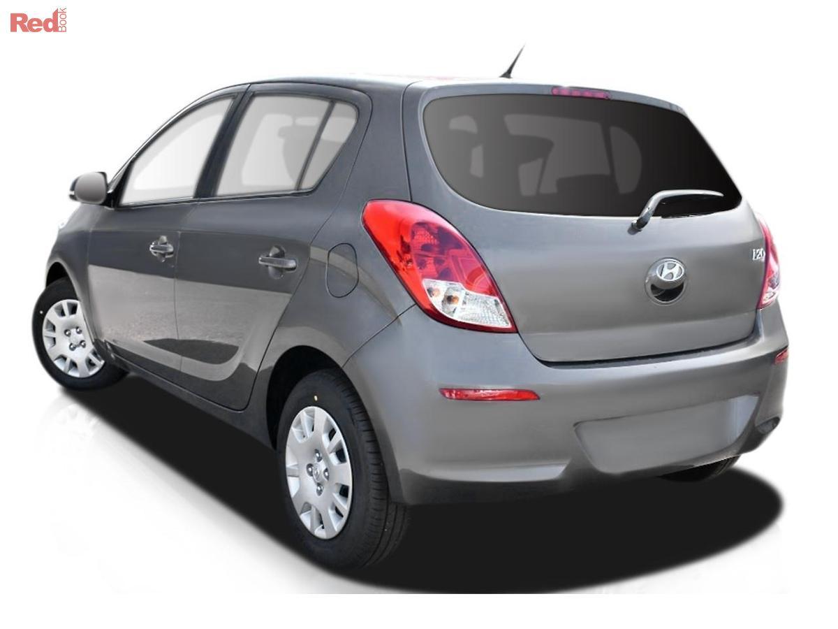 2012 hyundai i20 active pb active hatchback 5dr auto 4sp 1. Black Bedroom Furniture Sets. Home Design Ideas