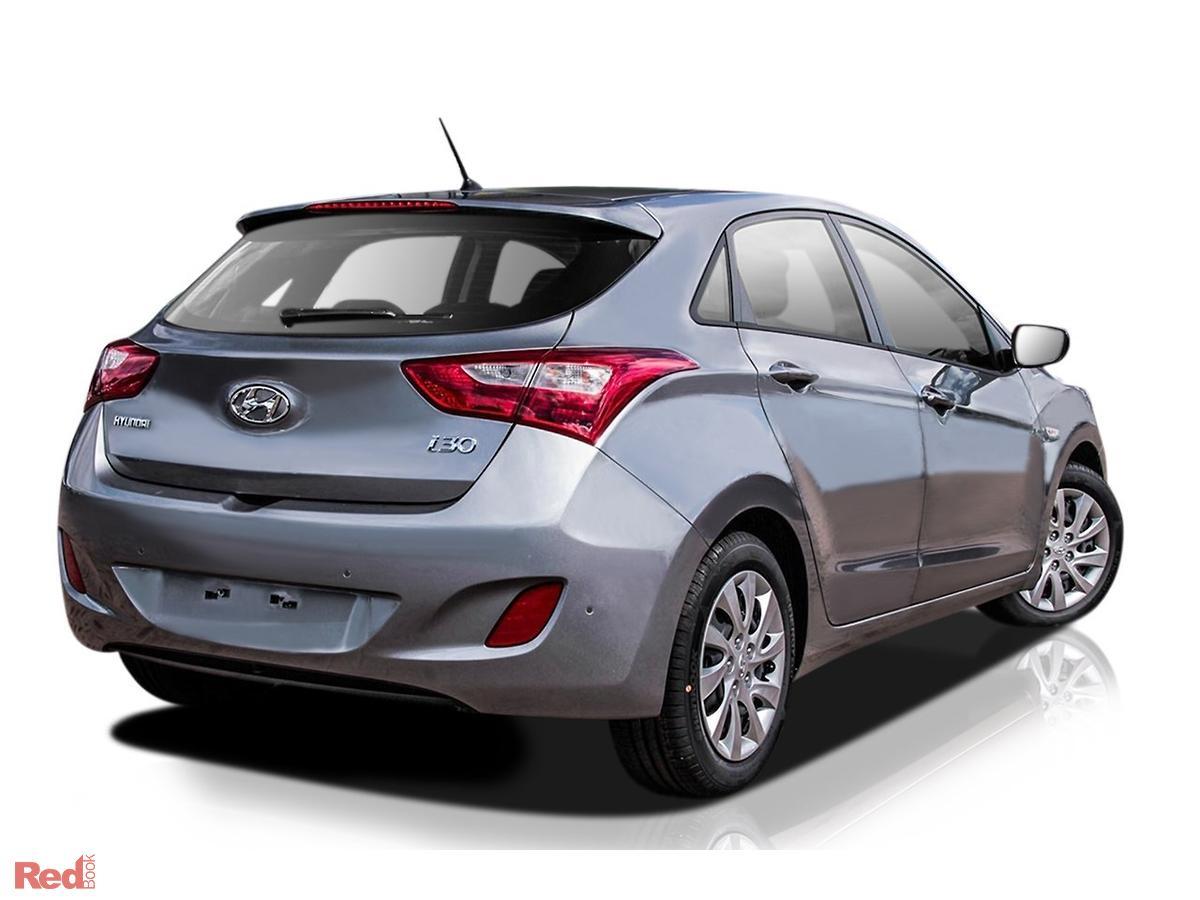 2013 Hyundai i30 Active GD2 Active Hatchback 5dr Spts Auto 6sp 18