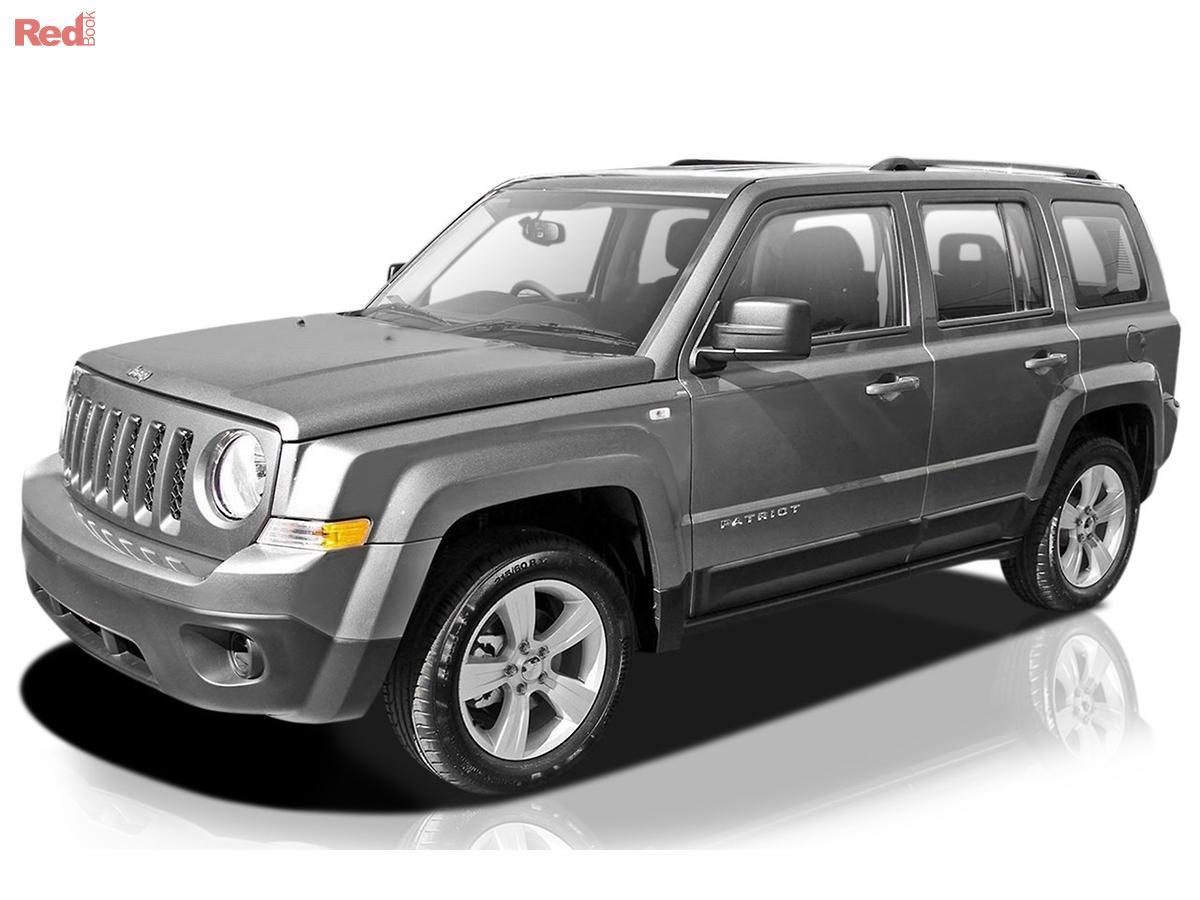 2013 jeep patriot sport mk sport wagon 5dr spts auto 6sp 4x2 my14. Black Bedroom Furniture Sets. Home Design Ideas