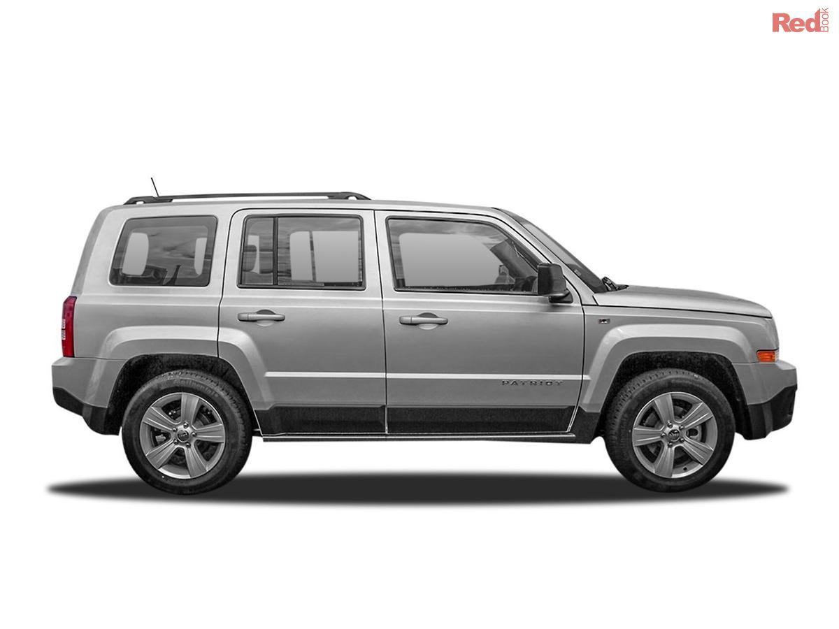 2013 jeep patriot sport mk sport wagon 5dr man 5sp 4x2 my14. Black Bedroom Furniture Sets. Home Design Ideas