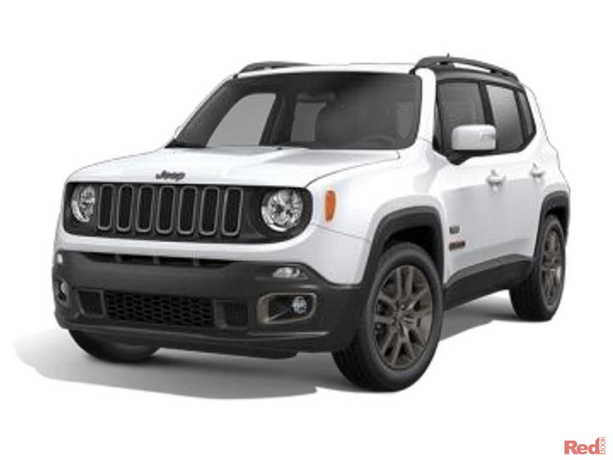 2016 jeep renegade 75th anniversary bu 75th anniversary. Black Bedroom Furniture Sets. Home Design Ideas