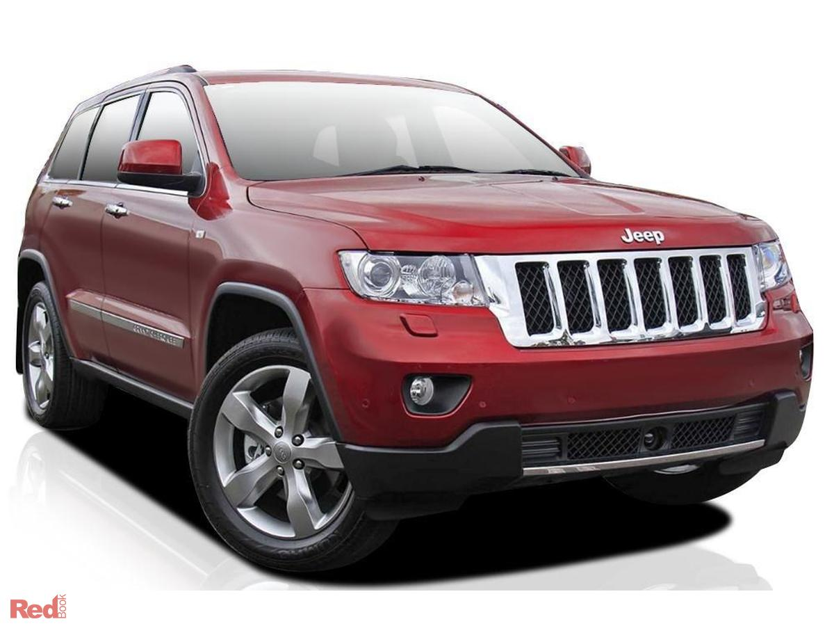 2012 jeep grand cherokee overland wk overland wagon 5dr spts auto 6sp 4x4 my13. Black Bedroom Furniture Sets. Home Design Ideas