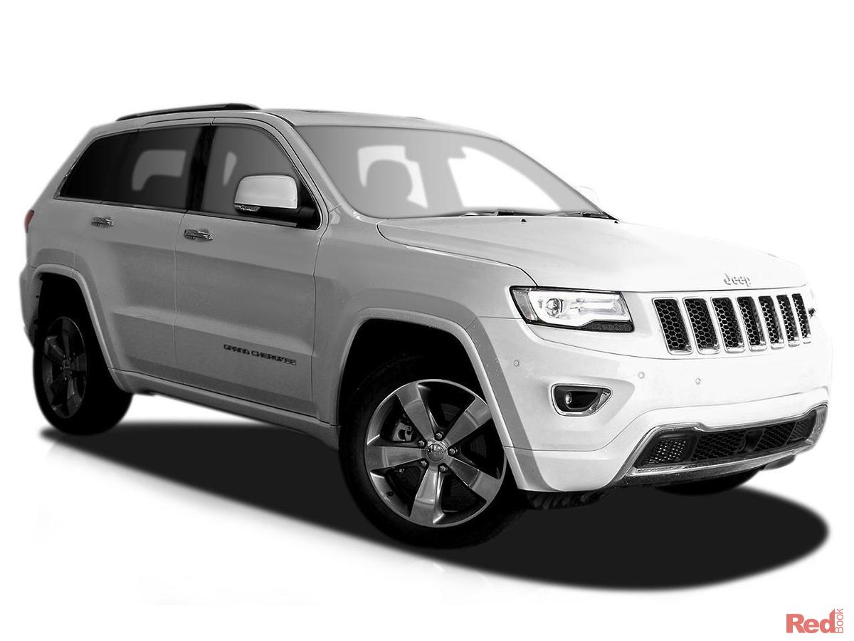 2015 jeep grand cherokee overland wk overland wagon 5dr spts auto 8sp 4x4 my15. Black Bedroom Furniture Sets. Home Design Ideas