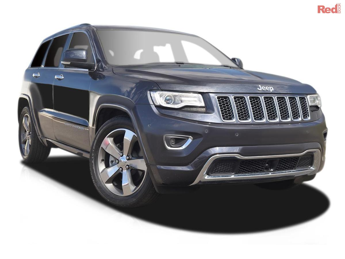 2016 jeep grand cherokee overland wk overland wagon 5dr spts auto 8sp 4x4 3 0dt my15. Black Bedroom Furniture Sets. Home Design Ideas