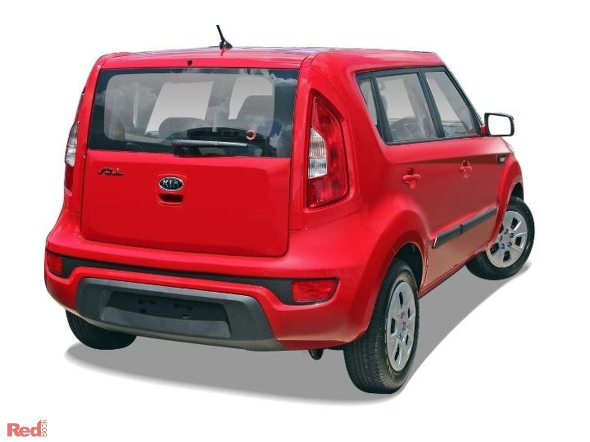 2012 kia soul am hatchback 5dr auto 6sp my12. Black Bedroom Furniture Sets. Home Design Ideas