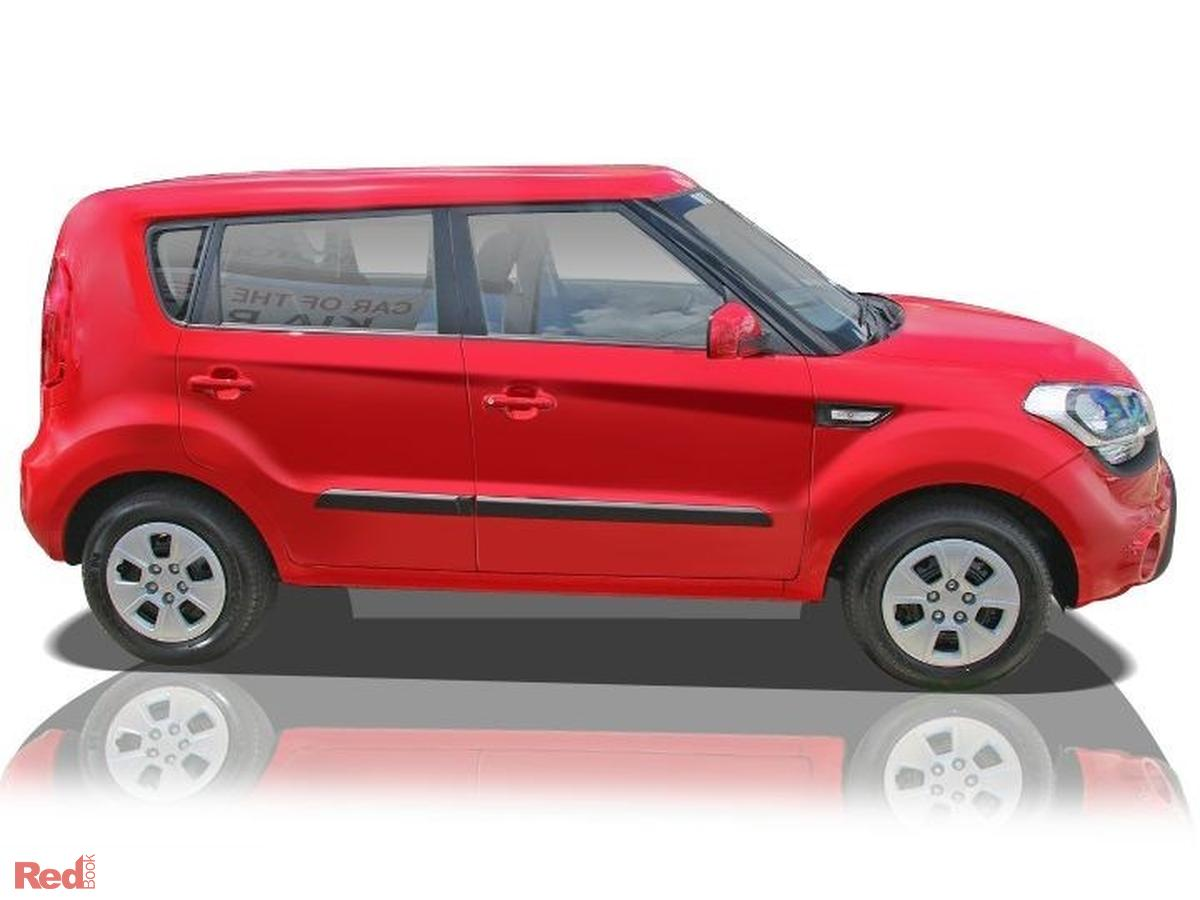 2012 kia soul am hatchback 5dr auto 6sp my13. Black Bedroom Furniture Sets. Home Design Ideas