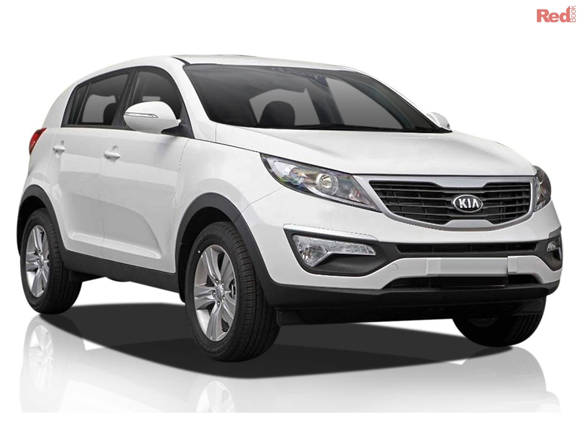 2013 kia sportage si sl si wagon 5dr man 5sp my13. Black Bedroom Furniture Sets. Home Design Ideas