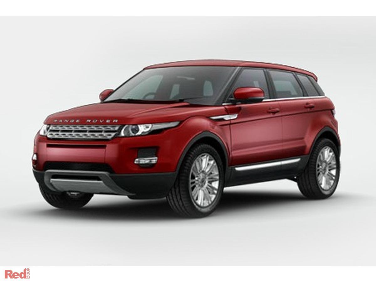 2013 land rover range rover evoque td4 l538 td4 prestige wagon 5dr commandshift 6sp 4x4 2 2dt. Black Bedroom Furniture Sets. Home Design Ideas