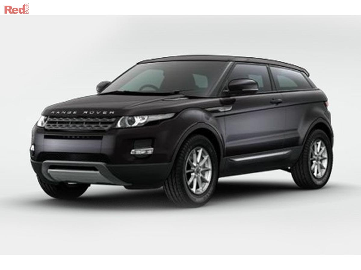 2013 land rover range rover evoque si4 l538 si4 pure coupe 3dr commandshift 6sp 4x4 2 0t my13 5. Black Bedroom Furniture Sets. Home Design Ideas