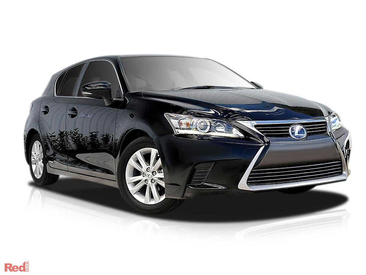 2015 lexus ct200h luxury zwa10r luxury hatchback 5dr cvt 1sp hybrid. Black Bedroom Furniture Sets. Home Design Ideas