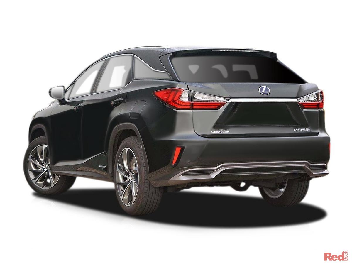 2016 lexus rx450h sports luxury gyl25r sports luxury wagon. Black Bedroom Furniture Sets. Home Design Ideas