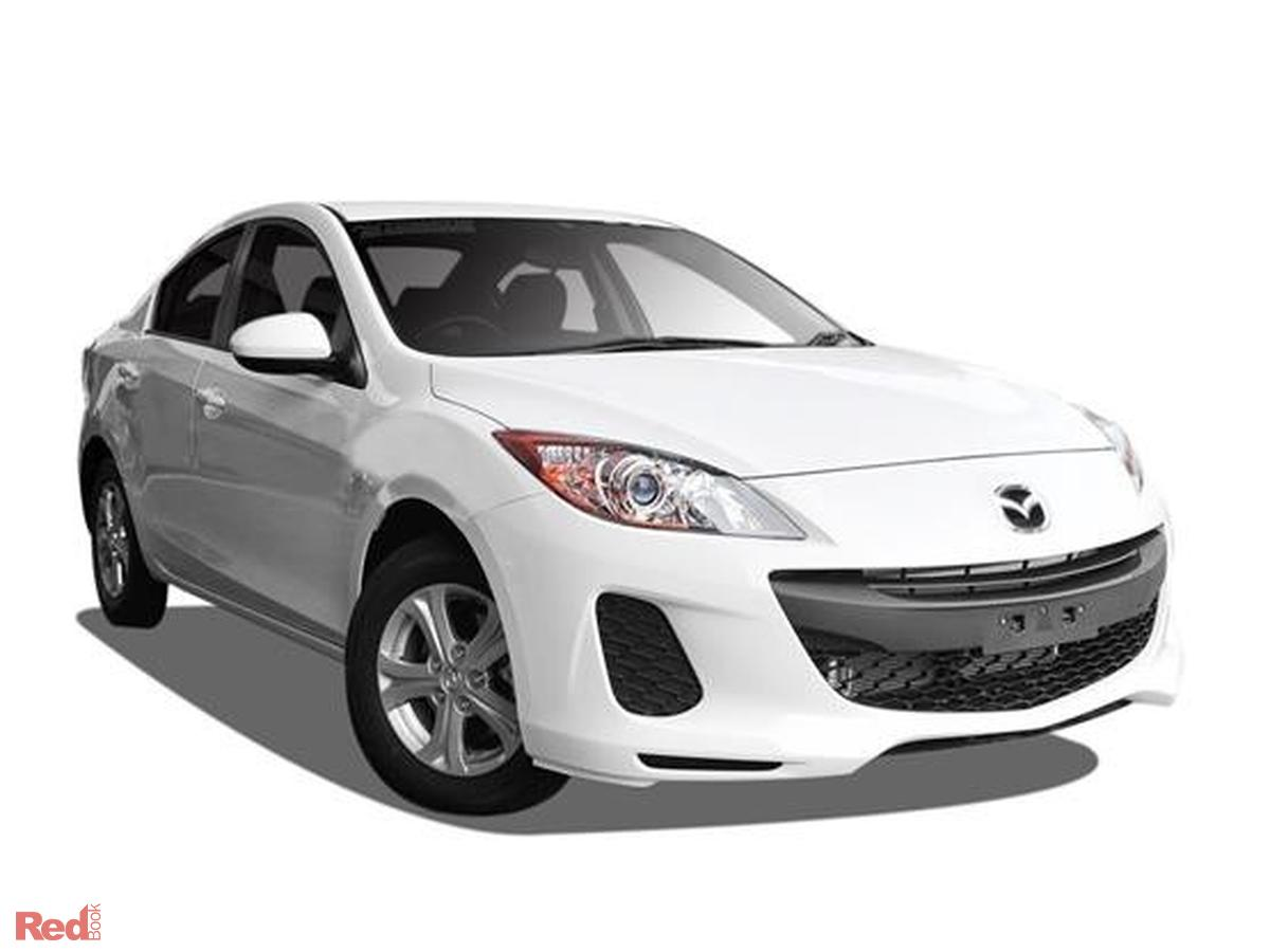 2012 mazda 3 neo bl series 2 neo sedan 4dr activematic 5sp. Black Bedroom Furniture Sets. Home Design Ideas
