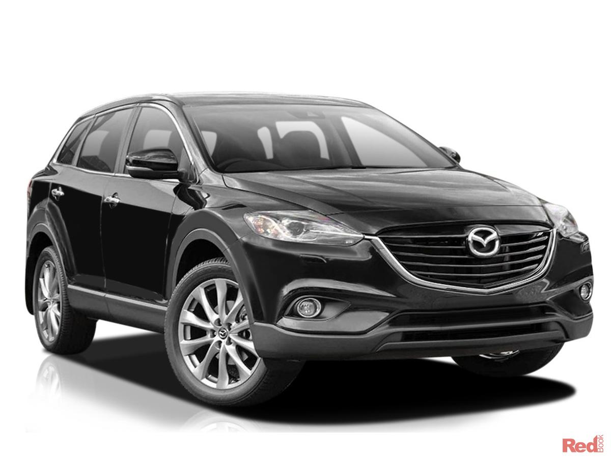 2015 mazda cx 9 grand touring tb series 5 grand touring wagon 7st 5dr activematic 6sp awd. Black Bedroom Furniture Sets. Home Design Ideas