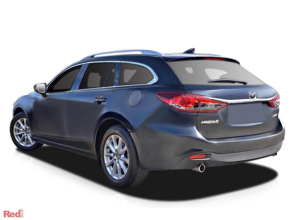 2015 mazda 6 touring gj series 2 touring wagon 5dr skyactiv drive 6sp. Black Bedroom Furniture Sets. Home Design Ideas