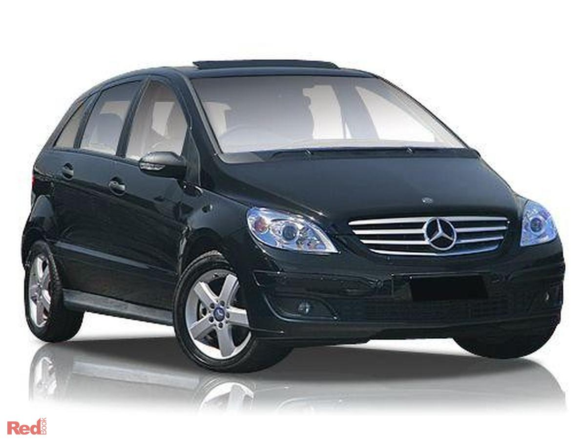 2011 mercedes benz b200 w245 hatchback 5dr cvt 7sp my11. Black Bedroom Furniture Sets. Home Design Ideas