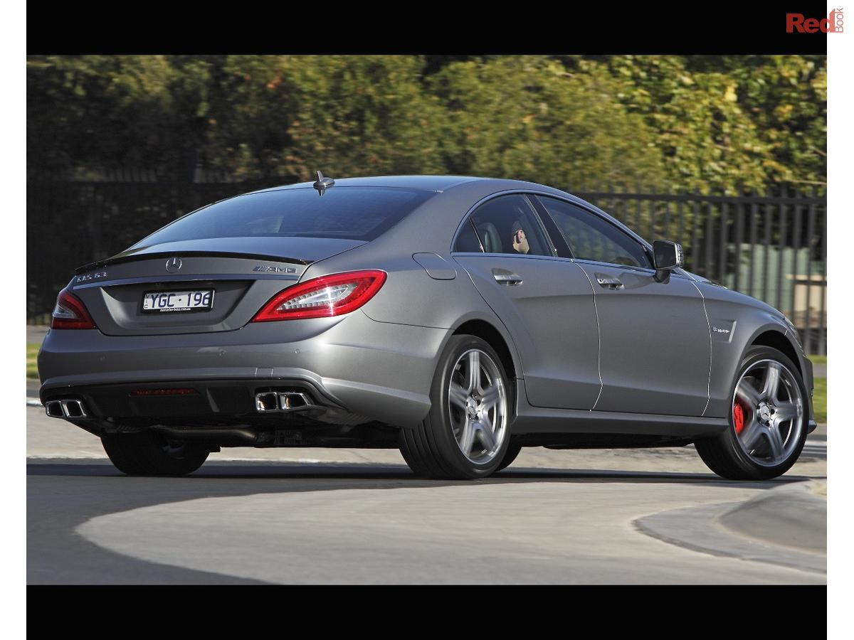 2013 mercedes benz cls63 amg c218 amg coupe 4dr speedshift for Mercedes benz cls63 price