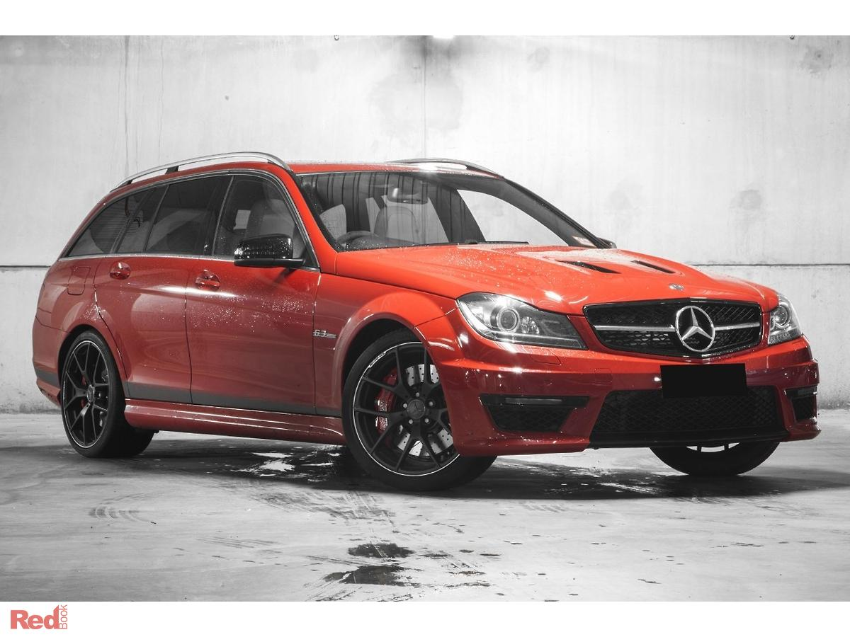 2014 mercedes benz c63 amg w204 amg edition 507 estate 5dr for 2014 mercedes benz c63 amg price