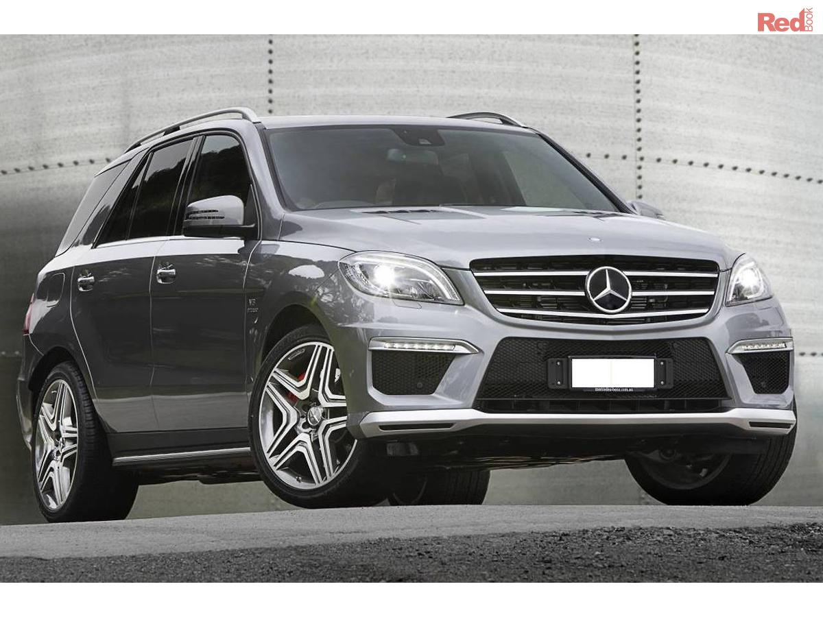 2015 mercedes benz ml63 amg w166 amg wagon 5dr speedshift dct 7sp 4x4 5 5tt my15. Black Bedroom Furniture Sets. Home Design Ideas
