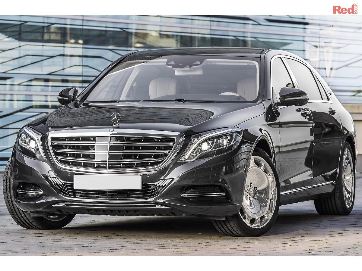 2017 mercedes benz maybach s600 x222 sedan 4dr 7g tronic for Mercedes benz s600 price